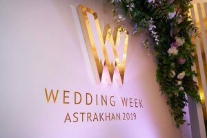 BACKSTAGE ASTRAKHAN WEDDING WEEK 2019